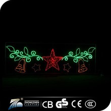 Popular holiday decorations products 60w led street light
