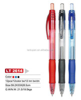 Retractable Ge l Ink Pen