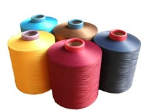 100% polyester ring spun yarn Ne 30/1