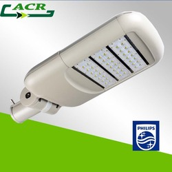 2014 New Style Module type real waterproof 100W High Lumen LED Street Lighting with philips led and driver for USA market