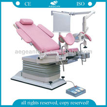 AG-S104A CE&ISO woman used Electric Hydraulic gynecological chairs