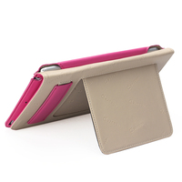 Newly launch for ipad mini 4,High quality Genuine Leather cover case for ipad mini 4,Shockproof cover for ipad mini Retina case