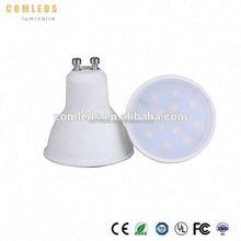 ce&rohs new item gu10 lamp 3w led lights on