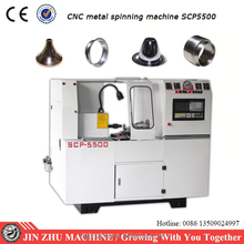 used 6-axis cnc lathe spinning machine for copper pendant lamp cover