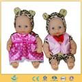 muñeca de plástico doble las articulaciones de la muñeca de plástico real sexo niña de la muñeca de juguete