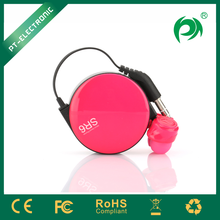 Cool design powerful sound in ear earphone with high quality