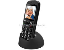 "small easy C07 MTK6261 2.2"" Elder People Mobile Phone Big keyboard No Camera Cheap Single SIM Cell Phone"