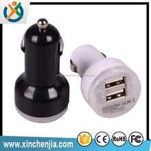 High speed charging 5V 2.1A micro usb car charger for mobile phone
