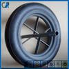 Professional Factory 14 inch solid Wheel Barrow Wheel