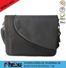 "New Cheap Black Stylish Laptop Notebook 15"" Messenger Bag with Shoulde...(LAP15-012)"