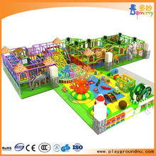 Guangzhou canton fair hot selling popular kids indoor house playground