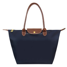 Fashion Frence Multifunction Folding Dumpling Tote shoulder Bags wholesale Nylon Women Leather Handbags Designer Boho Handbag