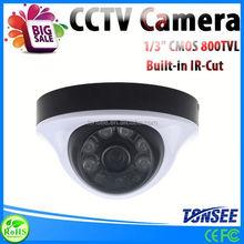 2015 zte mf58 3g dome camera surveillance cctv camera dome analog camera