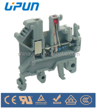 UKJ-2.5V/5.08X24 pin-type Terminal Block With Light