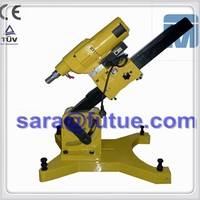 Angle adjustable diamond core drill/core drilling machine
