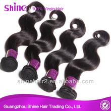 100% Virgin Brazilian Human Hair 3 Bundle Deals AAAAAA Quality Hair All Lengths