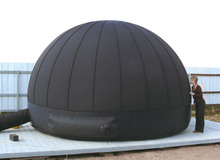 Hot selling portable inflatable planetarium dome