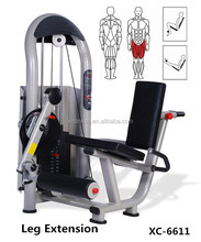 High quality gym machine/ Professional pin loaded sports goods/ Seated Leg Curl/ fitness equipment