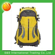 fashionable unisex outdooe backpack trabel bag