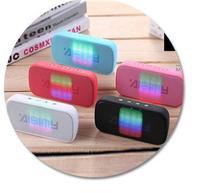 590BT Bluetooth Speaker Wirelesss Mini Speaker 3D Sound Multifunction Stereo Subwoofers TF Card FM LED Light Bluetooth Speakers