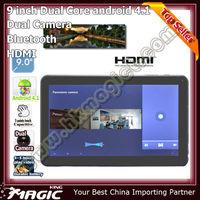 9 inch android 4.1 8gb tablet pc with hdmi input usb port bluetooth wifi