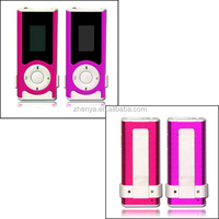 Good Quality With Two-Color LCD Display Waterproof Mp3 Player For Sauna Room