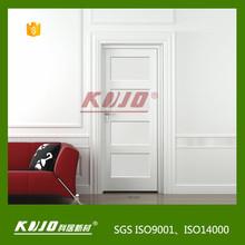 Eco-friendly Waterproof WPC Interior Door for bedroom bathroom