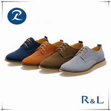 Hot sale latest design cool leather casual sell stock lots of shoes