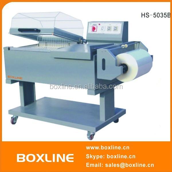 manual wrapping machine