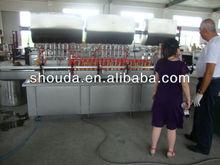 Manufacturer automatic jar viscosity paste filling line