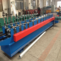tig joint fillet welded pipe roll forming machine Standard Automatic