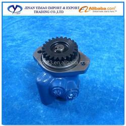 Yuchai Diesel Engine Power Steering Pump ,Yutong Bus parts Steering Booster Pump 3407-00055