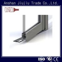 Many shapes and sizes 6061 anodized aluminum door jamb