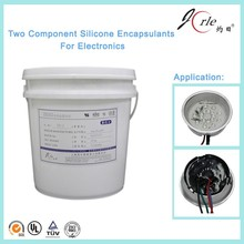RTV silicone pouring sealant for electronic module power potting