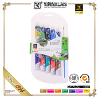 Hot Sale 10 Colors Acrylic Paint Set Safety Kids Paint