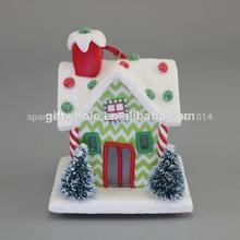 La arcilla del polímero/decoración de la navidad, la arcilla del polímero decoración de la casa, arcilla de polímero suave