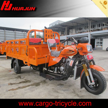 chinese double seat tricycle from Chongqing for for large cargo loading and two passengers