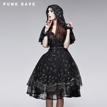 LY-049 Christmas Original pyon pyon Style Retro Exotic Fantasy Lolita Formal Dress Chiffon Lace Evening Dress