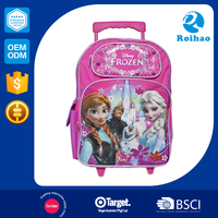 Various Colors & Designs Available Top Selling 2015 Latest Design School Books Trolley Bags