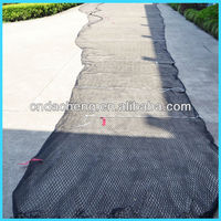 coloured uhmwpe fiber gill net for sale