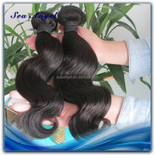 Factory Price Tangle Free Cheap Fashion Source Hair Weave