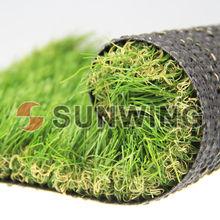 Paisaje falso de hierba a buen precio
