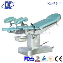 FS.III Female Exam Bed Electric Gynaecology Examination and Operating Table medical exam bed