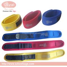 natural effective safe anti mosquito repellent neoprene bracelets