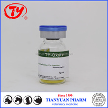 Animal Antibiotics Milking Cows to Used Oxytetracycline Hcl Powder Injection