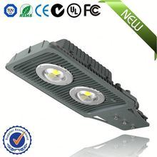 Black die-casting alumnum housing 60W LED road lamp with IP65
