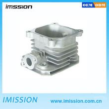 OEM aluminum alloy die casting motorcycle engine parts, electric engine, marine engine