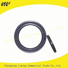 Automotive Car and Industrial Application Ground Metal O.D Double Lip Dustproof Rotary Shaft Oil Seal