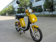 350W/500W cheap electric scooter with pedal/big wheel cheap electric motorcycle with two seats