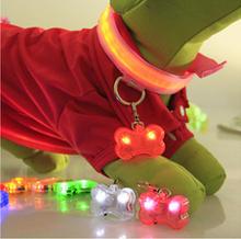Pet/Dog LED Light Pendant Pet/Dog Flashing Safety Pendant